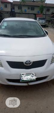 Toyota Corolla 2009 White | Cars for sale in Lagos State, Shomolu