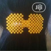 Yellow Hairclip | Jewelry for sale in Ogun State, Abeokuta South