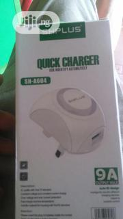 SH Plus 9mahs Charger | Accessories for Mobile Phones & Tablets for sale in Ondo State, Akure