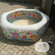 Kids Swimming Pool Size 1.91m X 1.78 X 61cm | Sports Equipment for sale in Lagos State, Mushin