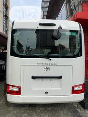 Toyota Coaster Bus 2019 White   Buses & Microbuses for sale in Lagos State, Lekki Phase 2