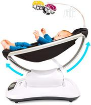 4moms Mamaroo 4 Bluetooth-enabled High-tech Baby Swing | Children's Gear & Safety for sale in Lagos State, Agboyi/Ketu