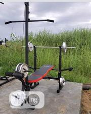 Bench Press With 50kgs Dumbell | Sports Equipment for sale in Lagos State, Lekki Phase 1