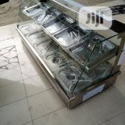 5 Plates Food Warming Displaying Casing | Restaurant & Catering Equipment for sale in Lagos State, Ojo