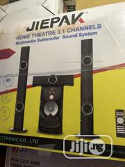 Jiepak Home Threaters With Good Quality Sounds Bass | Audio & Music Equipment for sale in Lagos State, Ikeja