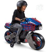 Marvel Spider-Man 6V Battery-Powered Motorcycle Ride-On Toy by Huffy | Toys for sale in Lagos State, Alimosho