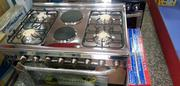 New Newcastle Standing Gas Cooker 4gas 2electric Automatic Witt Oven | Kitchen Appliances for sale in Lagos State, Ojo