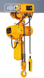 Electric Chain Block 3tons | Manufacturing Equipment for sale in Lagos State, Ojo