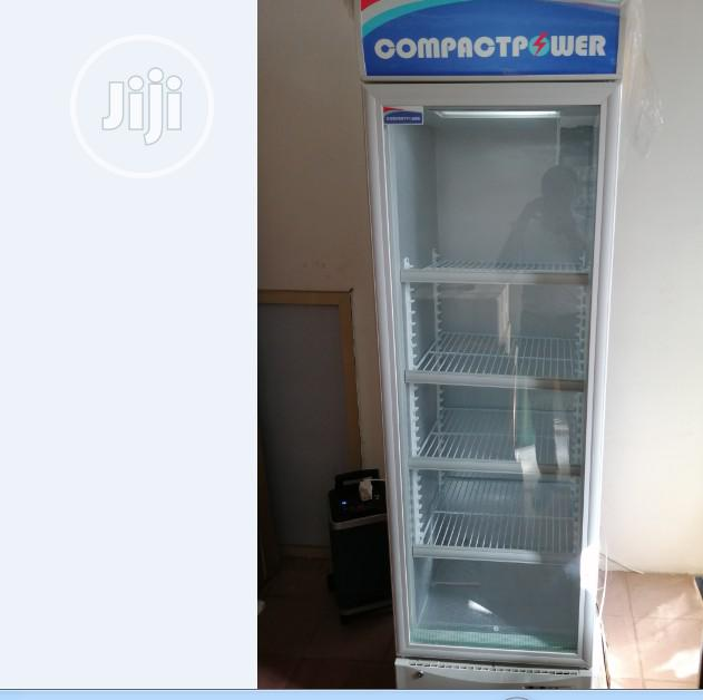Solar DC Show Fridge 300 Liters With 24V Adapter | Solar Energy for sale in Isolo, Lagos State, Nigeria