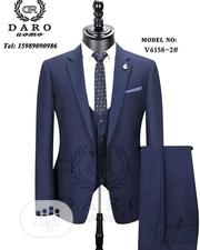 Quality Daro 3pcs Men's Quality Suits | Clothing for sale in Lagos State, Lagos Island