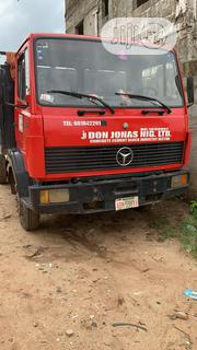 Very Clean Merecedes Benz 814 2003 Red | Trucks & Trailers for sale in Imo State, Owerri
