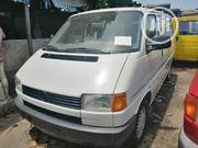 Foreign Used Volkswagen T4 2002 White | Buses & Microbuses for sale in Lagos State, Apapa