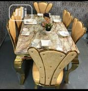 High Quality Turkey Marble Dining Table | Furniture for sale in Lagos State, Ojo