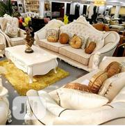 Quality Royal Sofa And Center Table   Furniture for sale in Lagos State, Ikoyi