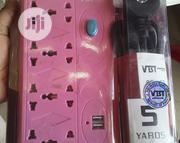 Extension With USB | Home Accessories for sale in Lagos State, Ojo