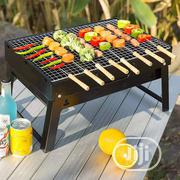 Portable Charcoal Barbeque Grill | Kitchen Appliances for sale in Lagos State, Lagos Island