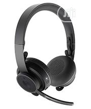 Logitech Zone Wireless Bluetooth Headset | Headphones for sale in Lagos State, Ikeja