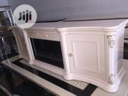 New Durable Imported Fireplace Tv Stand | Furniture for sale in Lagos State, Egbe Idimu