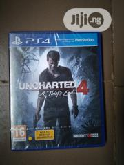 PS4 Uncharted 4 a Thief End | Video Games for sale in Lagos State, Ikeja