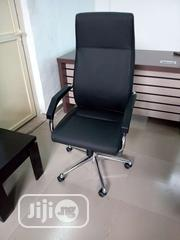 Senior Executive Leather Swival Chair | Furniture for sale in Lagos State, Ojo