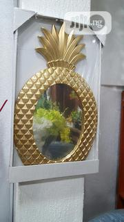 Gold Pineapple Mirror | Home Accessories for sale in Lagos State, Surulere