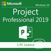 Microsoft Project Professional 2019 | Software for sale in Lagos State, Lekki Phase 1