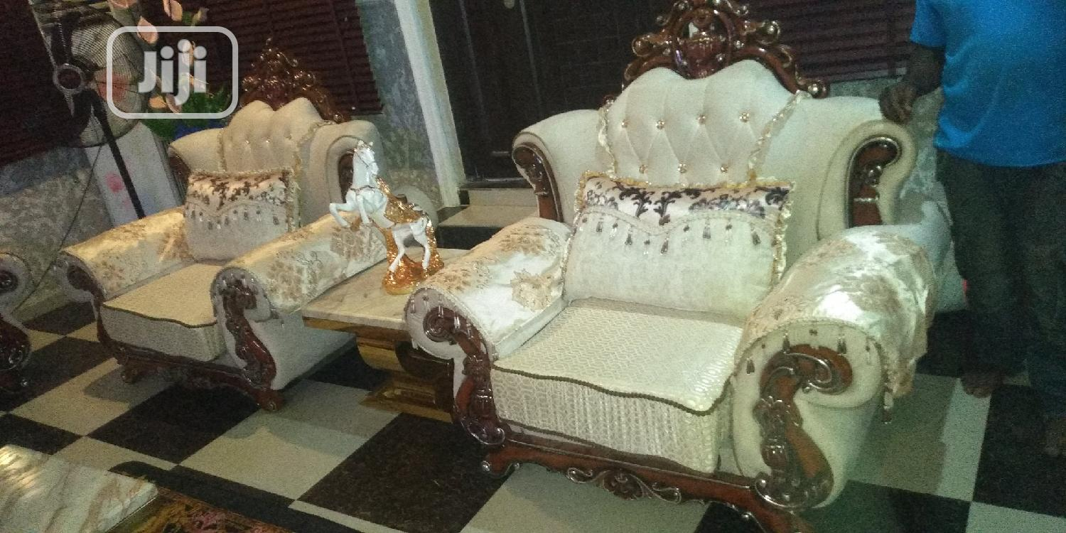 Italian Royal Sofa Chairs By 7 Seaters