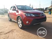 Toyota RAV4 2014 Red | Cars for sale in Lagos State, Agege
