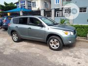 Toyota RAV4 2008 2.4 Green | Cars for sale in Lagos State, Agege