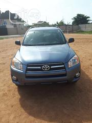 Toyota RAV4 2009 4x4 Blue | Cars for sale in Lagos State, Agege