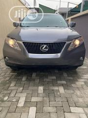 Lexus RX 350 AWD 2012 Gray | Cars for sale in Lagos State, Ajah
