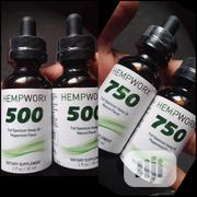 Concentrated Hempworx CBD Hemp Oil | Vitamins & Supplements for sale in Lagos State, Kosofe