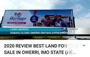 Plot of Land for Sale at Heritage Villas Ogbaku Owerri. | Land & Plots For Sale for sale in Imo State, Owerri