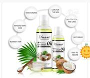 Disaar Coconut Oil 100% Natural Coconut Oil For Hair And Body | Hair Beauty for sale in Lagos State, Agboyi/Ketu