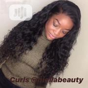Curls With Full Closure Wig | Hair Beauty for sale in Lagos State, Ikeja