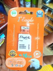 16 GB Memory Card. 1st Eagle Media Sd Card | Accessories for Mobile Phones & Tablets for sale in Lagos State, Ikeja