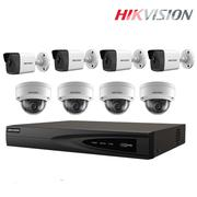 Hikvision (Ds-7608ni-q1/8P) Network CCTV 8 Channel Full HD 2mp Poe Nvr | Security & Surveillance for sale in Lagos State, Ikeja