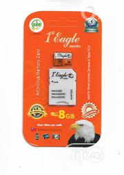8GB MEMORY CARD. 1st Eagle Media Sd Card | Accessories for Mobile Phones & Tablets for sale in Lagos State, Ikeja