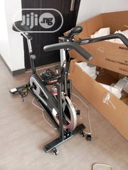 America Fitness Spinning Exercise Bike | Sports Equipment for sale in Lagos State, Surulere