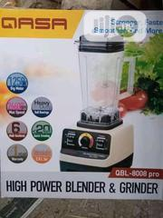QASA High Power Blender And Grinder   Kitchen Appliances for sale in Lagos State, Ojo