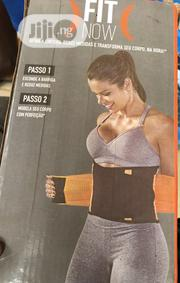 Fit Now Slimming Belt For Unisex | Tools & Accessories for sale in Lagos State, Surulere