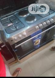 High Quality Maxi 4 Burner Gas Cooker With Oven and Grill   Kitchen Appliances for sale in Lagos State, Ojo
