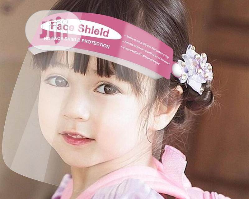 Children Face Shield (Pack Of 3)