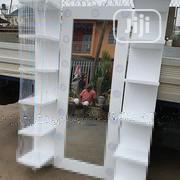 Standing Mirror And Bag Rack | Home Accessories for sale in Osun State, Irewole