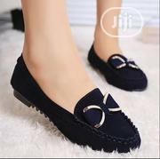 Ladies Flat Suede Dressing Shoes | Shoes for sale in Lagos State, Lekki Phase 2
