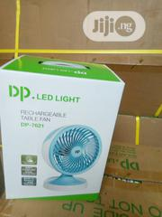 DP Rechargeable Fan (7621) | Home Appliances for sale in Lagos State, Lagos Island