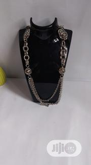 Silver Shirt Chain | Jewelry for sale in Lagos State, Agboyi/Ketu