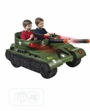 24 Volt Thunder Tank With Working Cannon And Rotating Turret! | Toys for sale in Lagos State, Alimosho