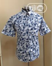 Men's Floral Short Sleeve Shirt 15% Discount | Clothing for sale in Lagos State, Ajah