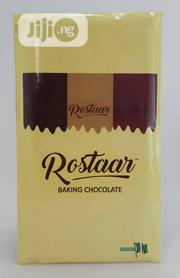 100g Rostaar Baking Chocolate | Meals & Drinks for sale in Lagos State, Maryland